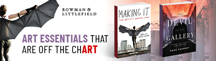 Rowman & Littlefield Publishers: Art essentials that are off the chart!