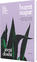 Overlook Press: Burnt Sugar by Avni Doshi