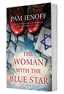 GLOW: Park Row: The Woman with the Blue Star by Pam Jenoff